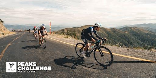 Peaks Challenge Falls Creek 2020