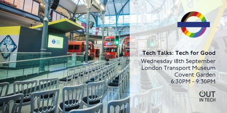 Out in Tech London | Tech for Good  tickets
