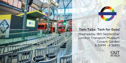 Out in Tech London | Tech for Good