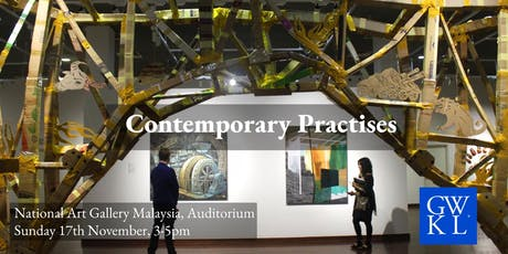 Contemporary Practises tickets