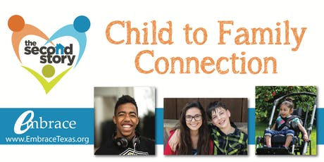 Child to Family Connection November 2019 tickets
