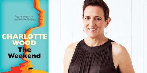 Author Talk: Charlotte Wood