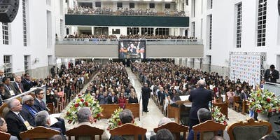 4º Café com os Obreiros da Assembleia de Deus - Ministério do Belém - ST 51