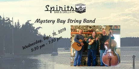 Mystery Bay String Band tickets