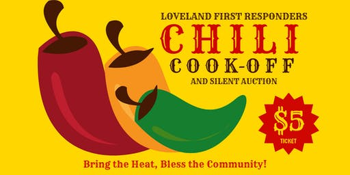 Loveland First Responders Chili Cook-off