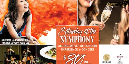 Northern Lights! Saturday at the Symphony