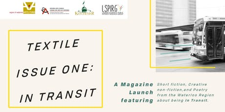"TEXTILE Issue I Launch: ""In Transit"" tickets"