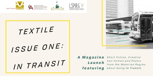 "TEXTILE Issue I Launch: ""In Transit"""