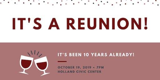 HCHS 10 Year Reunion