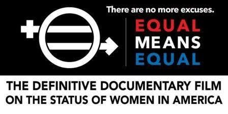 Equal Means Equal - Problems Women and Girls Face in America