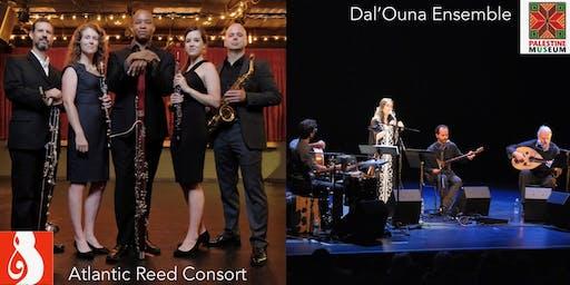 Dal'Ouna Ensemble and Atlantic Reed Consort