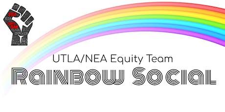 UTLA Rainbow Social tickets