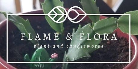 September Flame & Flora Pop-up at Torg! tickets