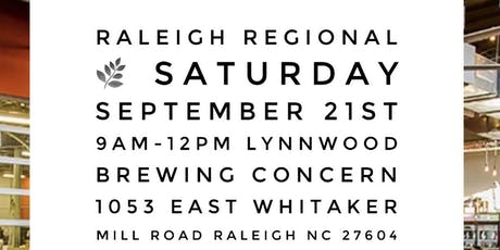 Green Compass Global Raleigh Regional tickets
