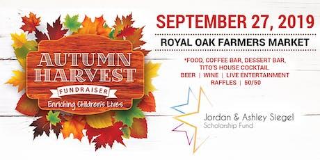 Autumn Harvest:  Enriching Children's Lives tickets