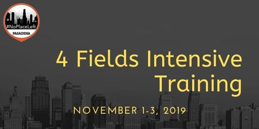 4 Fields Intensive Training