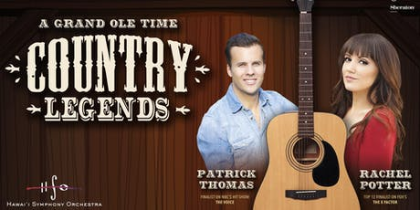 Country Legends - Date Night! tickets