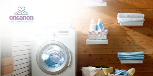 Os segredos da lavanderia - By Kelli Rizzardi / Personal Organizer