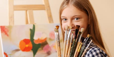 The Coffee Club Kids Canvas Paint Class - October tickets