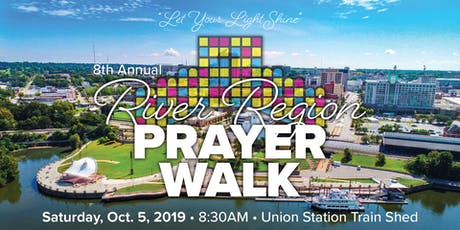 8th Annual River Region Prayer Walk tickets