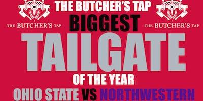 Butcher's Tap - Ohio State vs. Northwestern Tailgate