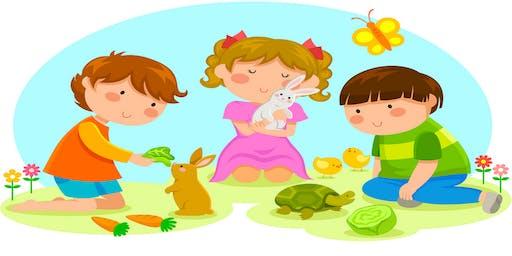 School Holidays - Zoo to You   Babinda Library