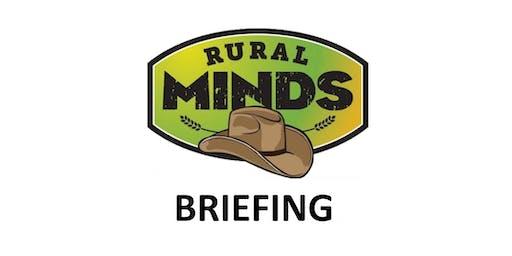 Rural Minds Briefing - Killarney Qld - FREE BBQ