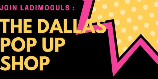 The Dallas Vendor Pop up Shop