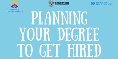 Planning Your Degree to Get Hired - EPSB