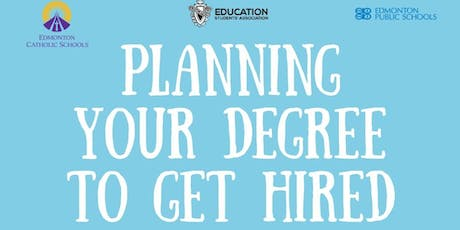 Planning Your Degree to Get Hired - EPSB tickets