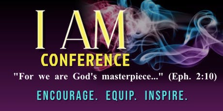 I AM Conference tickets