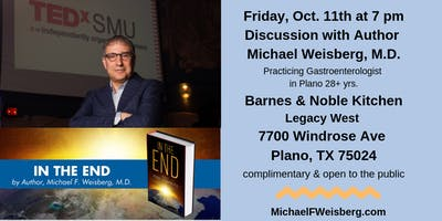 Author Discussion: Michael Weisberg, M.D.
