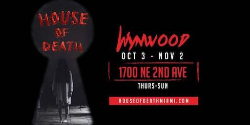 House Of Death Miami