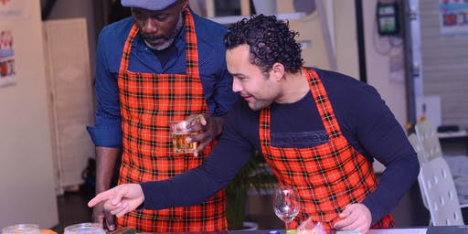 Kenyan Cooking Workshop in Amsterdam