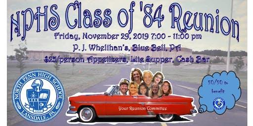 North Penn High School Class of '84 Reunion