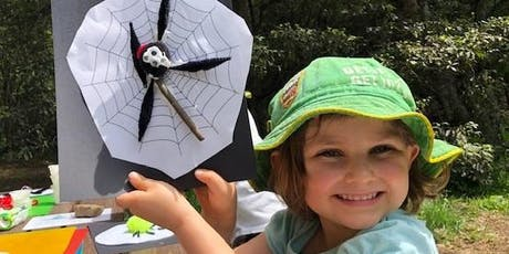 Lane Cove Bush Kids - Itsy Bitsy Spider tickets