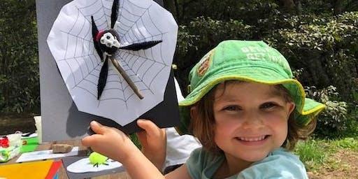 Lane Cove Bush Kids - Itsy Bitsy Spider