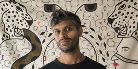Chance Composition: Haroon Mirza and James Rushford in conversation tickets