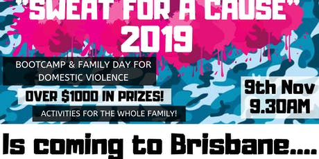 Sweat for a Cause 2019 BRISBANE tickets