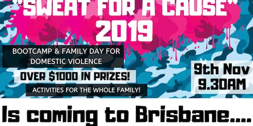 Sweat for a Cause 2019 BRISBANE