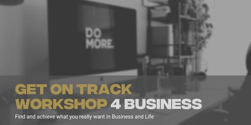 Get On TRACK Workshop for Business Owners