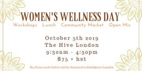 Women's Wellness Day tickets