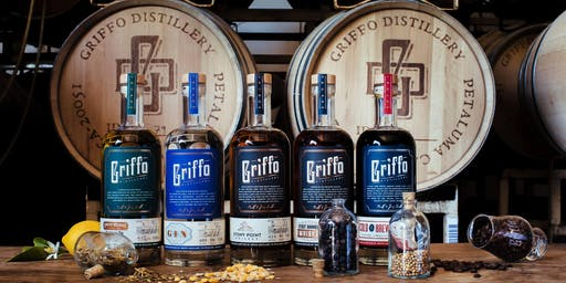 Exclusive Barrel Blending Seminar at Griffo Distillery