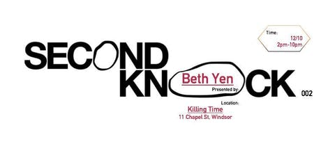 SecondKnock 002 -  Beth Yen & Friends tickets