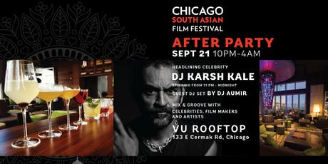 CSAFF 2019 Official After Party - DJ Night with Karsh Kale tickets