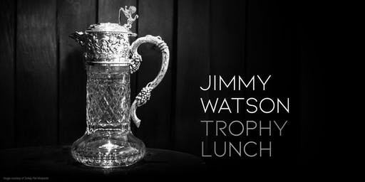 Royal Melbourne Wine Awards Jimmy Watson Trophy Lunch