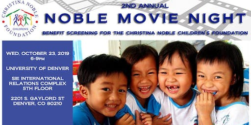 2nd Annual Noble Movie Night