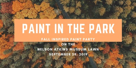 Paint In The Park tickets