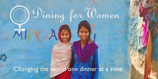 Hope for Her: A Dining for Women Benefit Featuring Music by Joy Zimmerman