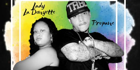 Lady La Donyette & Propane Live at Cafe Istanbul in New Orleans tickets